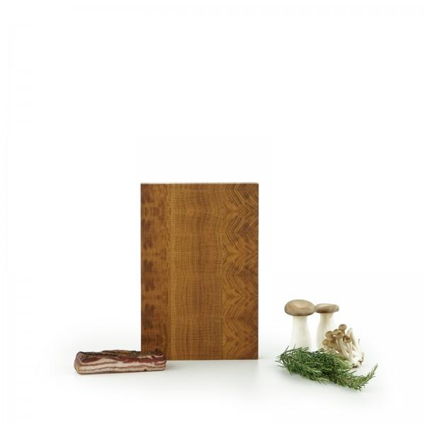 Jack & Lucy Essential Schneidebrett - 33 x 22 cm - Eiche Stirnholz