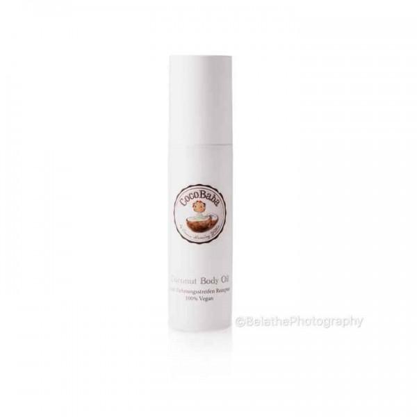 CocoBaba Coconut Body Oil 100ml Körperöl für Schwangere und Mütter
