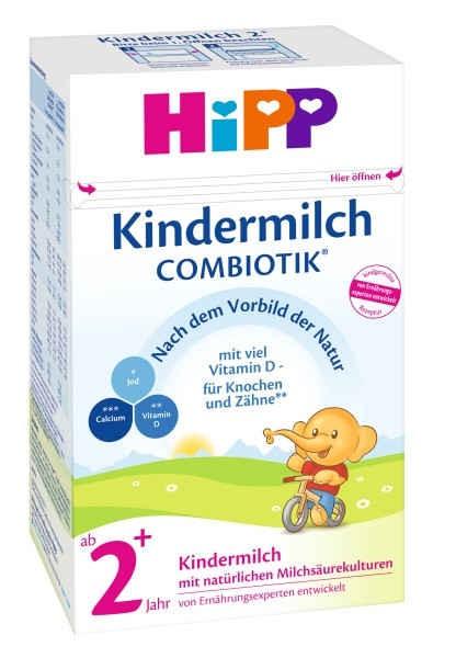 Hipp Bio Kindermilch Combiotik 2+ 600g
