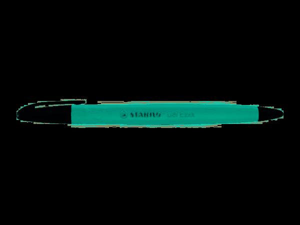 STABILO Gel Exxx Tintenroller- grün