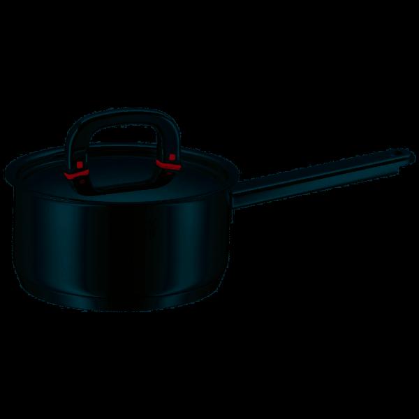 WMF Premium One Stielkasserolle mit Deckel Ø 16 cm