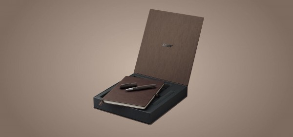 LAMY 2000 brown Set – Limited Edition 2021