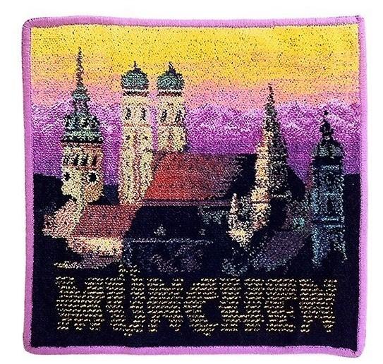 """FEILER Seiftuch """"München"""" 30 x 30"""