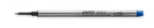 LAMY M63 Tintenroller-Mine blau M