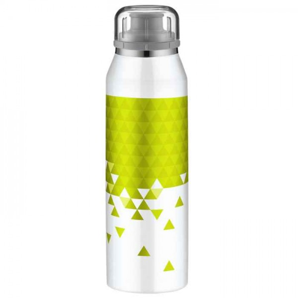 Alfi Isolierfl. isoBottle Style white-lime 0,5l