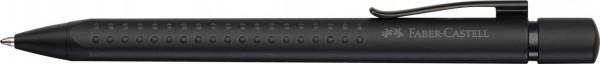 Faber-Castell Grip Edition Kugelschreiber, XB, all black