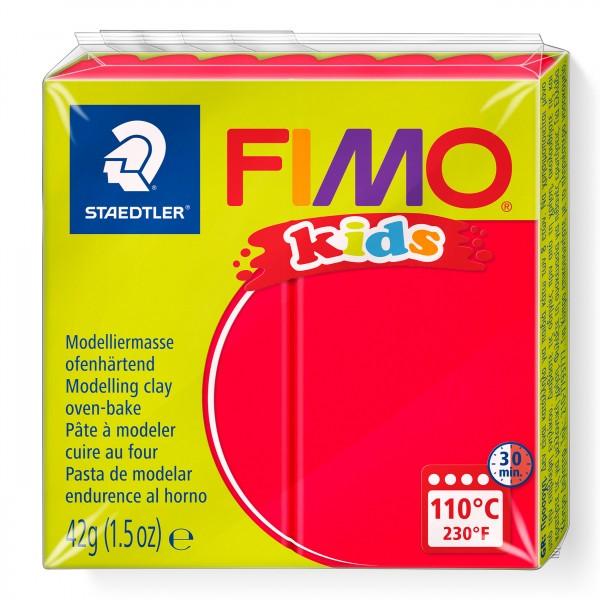 STAEDTLER FIMO kids Modelliermasse Rot