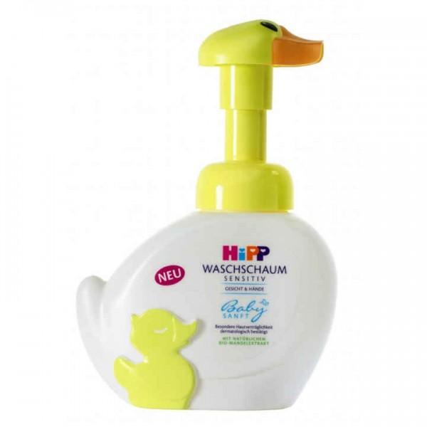 Hipp Babysanft Waschschaum-Ente 250ml