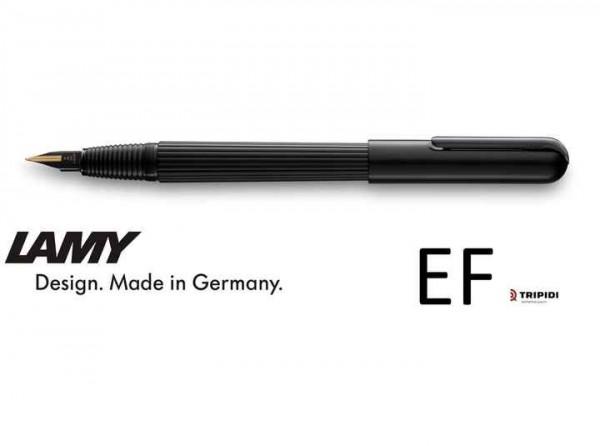 LAMY imporium fountain Pen black 092 EF