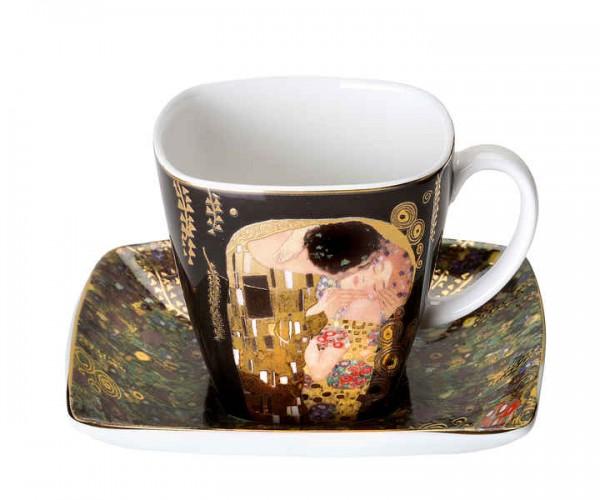 Goebel Gustav Klimt Moccatasse
