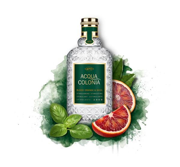 4711 ACQUA COLONIA BLOOD ORANGE & BASIL Eau de Cologne Natural Spray