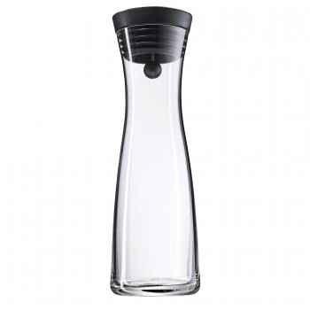 WMF Wasserkaraffe 1,0 l schwarz Basic