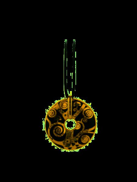 Goebel Halskette Gustav Klimt - Erfüllung