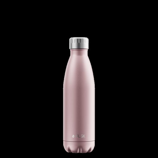 FLSK Isolierflasche Roségold