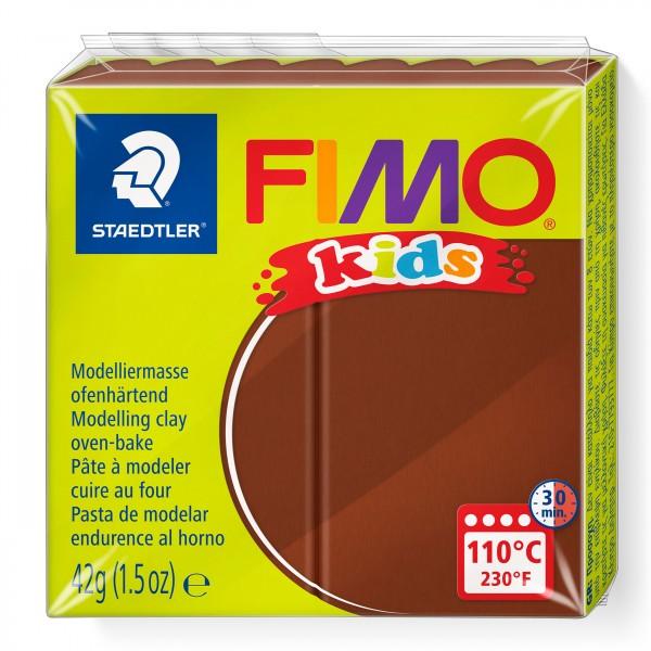STAEDTLER FIMO kids Modelliermasse Braun