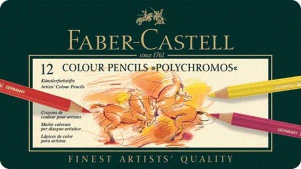 Faber-Castell Künstlerfarbstift POLYCHROMOS