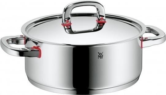 WMF Premium One Kochtopf mit Deckel, Ø 24 cm