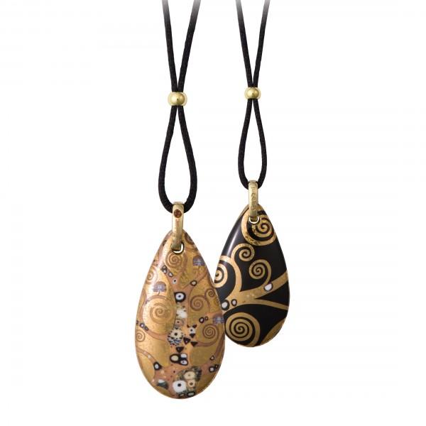 Goebel Der Lebensbaum - Kette, Gustav Klimt