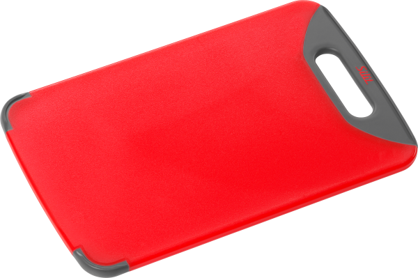 Silit Schneidebrett 32x20 cm Rot