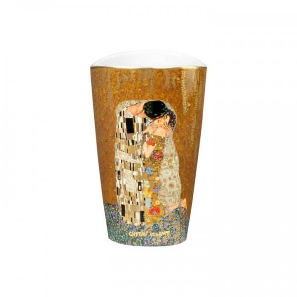 Goebel Vase Klimt Der Kuss