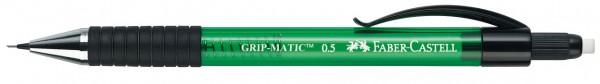 Faber-Castell Druckbleistift Grip Matic grün