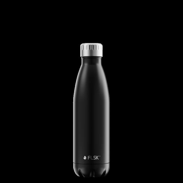FLSK Isolierflasche Black