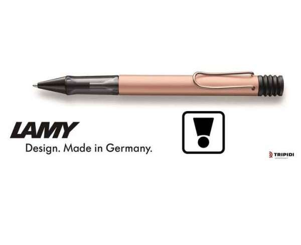 LAMY Lx RAU Rosegold Kugelschreiber 276