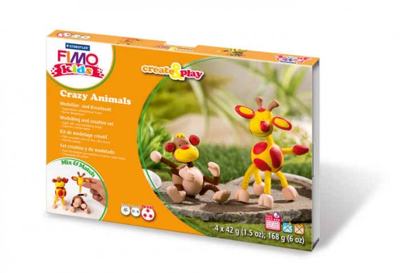 STAEDTLER Fimo Set Animals Monkey
