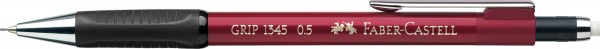 Faber-Castell Druckbleistift GRIP rot metallic