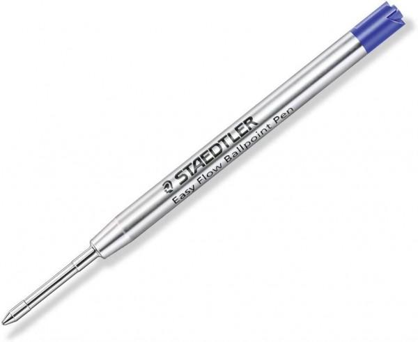 STAEDTLER Easy Flow Kugelschreibermine blau M