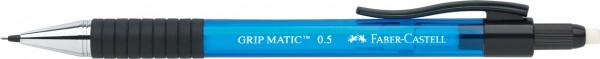 Faber-Castell Druckbleistift Grip Matic blau