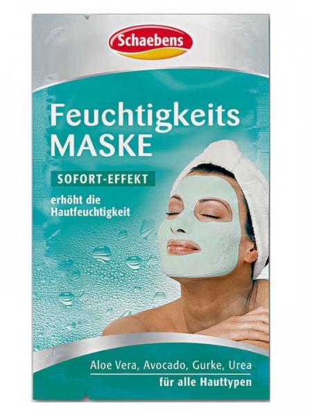 Schaebens Feuchtigkeit Maske 10ml