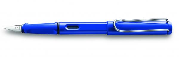LAMY Safari blau Füllhalter